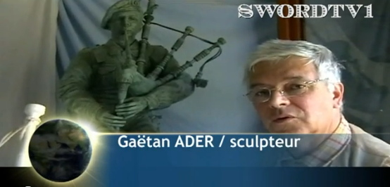 Interview de Gaetan Ader (sword TV 1, 2001)