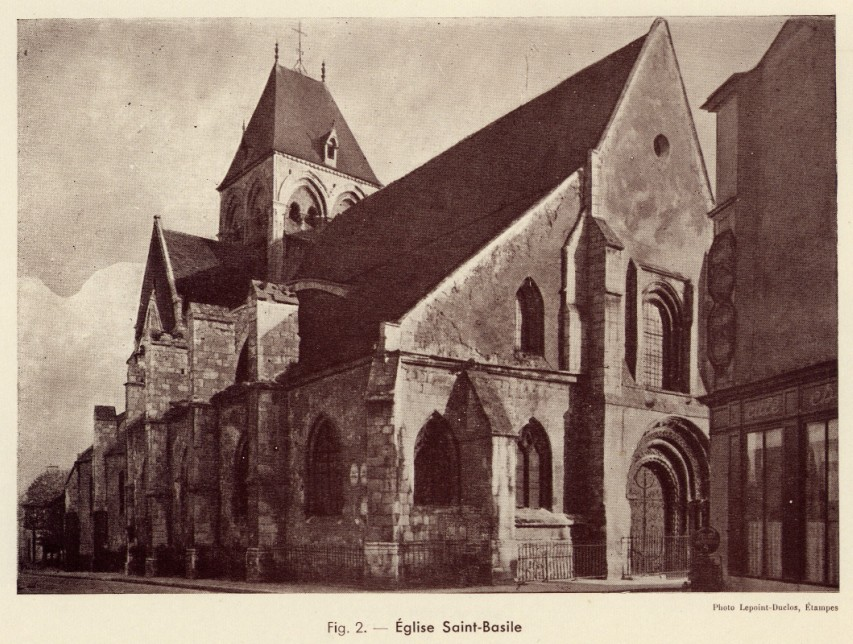Fig. 2: Eglise Saint-Basile