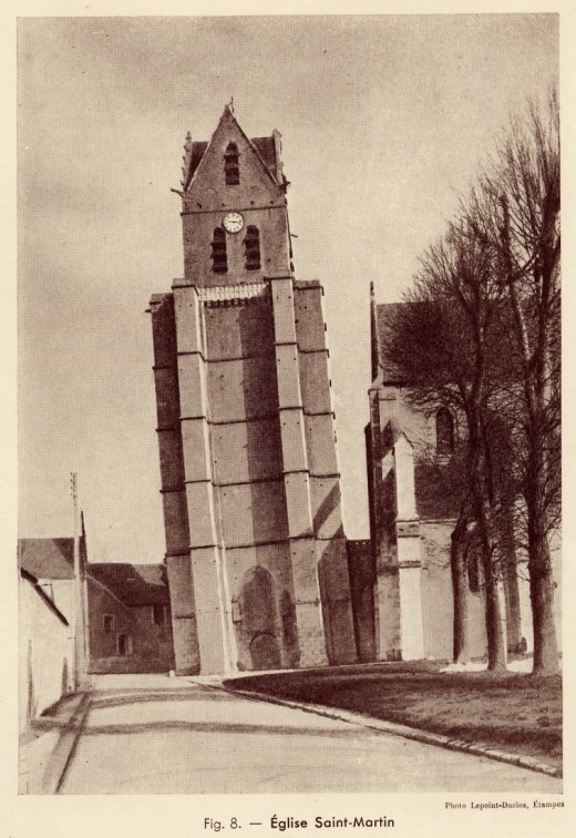 Fig. 8: Eglise Saint-Martin