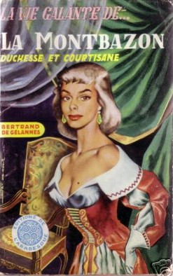 René Brantonne: La Montbazon (illustration de couverture, vers 1955)