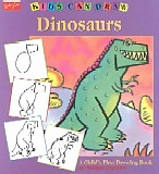 Kids Can Draw Dinosaurs