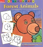 Kids Can Draw Forest Animals