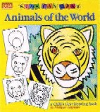 Kids Can Draw Animals of tthe World