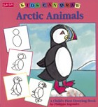 Kids Can Draw Arctic Animals