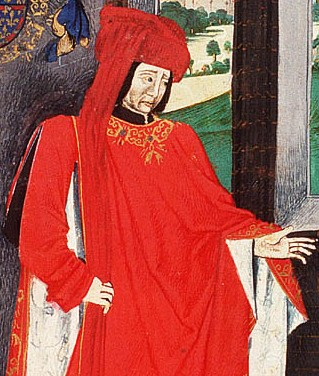 Portrait de jean de Nevers (vers 1473)
