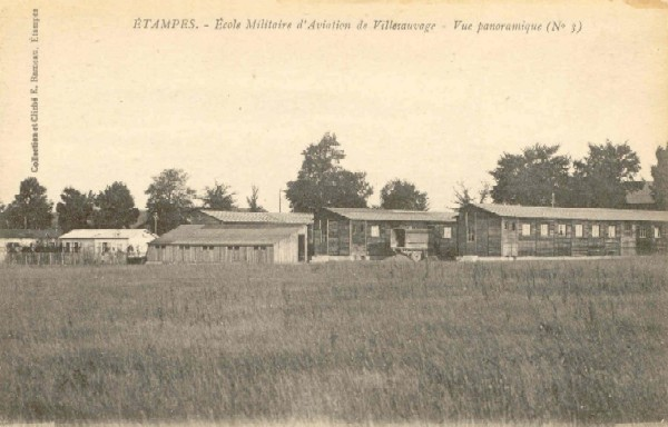Ecole militaire d'aviation, panorama n°3