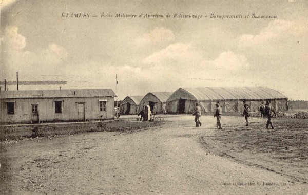Ecole militaire d'aviation, les Bessonneau